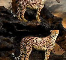 To Hunt in Pairs by Lisa  Weber