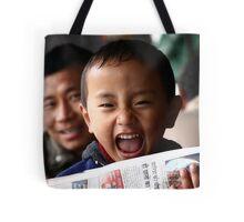 morning news. northern india Tote Bag