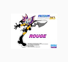 Rouge (Freedom Fighters 2K3) Unisex T-Shirt