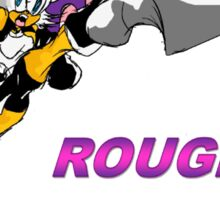 Rouge (Freedom Fighters 2K3) Sticker