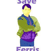 Save Ferris Bueller by MrSpaceCadet