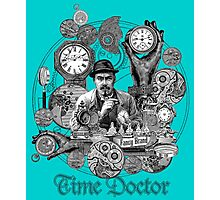 Time Doctor Photographic Print