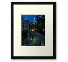 Montmartre Framed Print
