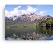 Natures Work Of Art Canvas Print