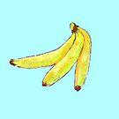 Bananas by Carole Boyd