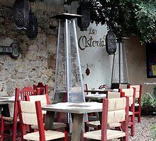 La Osteria by phil decocco