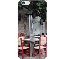 La Osteria iPhone Case/Skin
