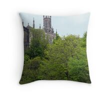 Holy Trinity Church Edinburgh Throw Pillow