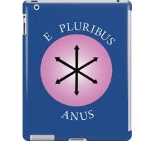E Pluribus Anus! iPad Case/Skin
