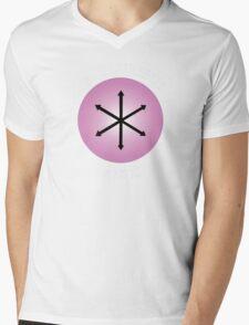 E Pluribus Anus! Mens V-Neck T-Shirt