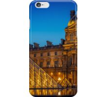 Louvre Sunset iPhone Case/Skin