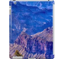 ALittle Green in a Forest of Rock iPad Case/Skin