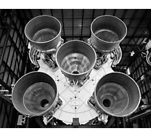 Saturn V Power Photographic Print