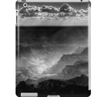 Bright Angel Point in Black and White iPad Case/Skin