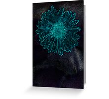 Cyan, for you... Greeting Card