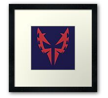 SpiderMan 2099 Framed Print