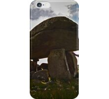 Kilclooney Dolmen, County Donegal iPhone Case/Skin