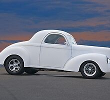 1941 Willys Coupe 'Ain't No Beluga' by DaveKoontz