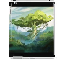 Rayman Origins - Tree iPad Case/Skin