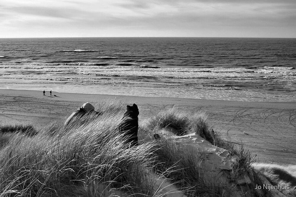 On Top of A Dune by Jo Nijenhuis
