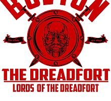 Bolton of Dreadfort by edcarj82