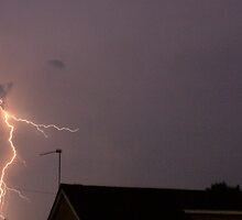 Thunder Ahead by sleza69