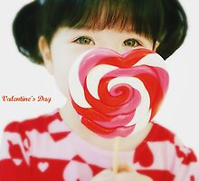 Happy Valentine's Day by kaneko