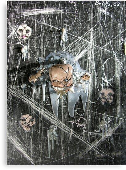 The Crawling by Brinaka N.