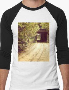 Tunnel & track Men's Baseball ¾ T-Shirt