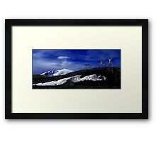 A tribute to the spirit of nature Framed Print