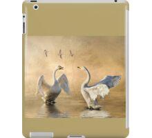Sunset Squabble iPad Case/Skin