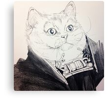 Heavy Breathing Vader Canvas Print