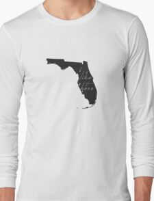 I Like it Here Florida Long Sleeve T-Shirt
