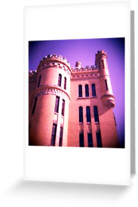 Castle #2 by Paul Lavallee