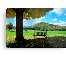 Fall Plains Metal Print