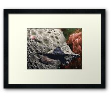 Asteroid Complex and Squad 32 Framed Print