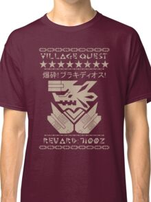 Monster Hunter Required - Brachydios Classic T-Shirt