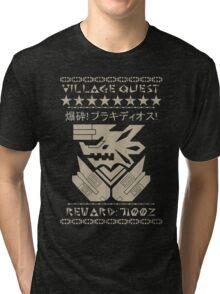 Monster Hunter Required - Brachydios Tri-blend T-Shirt