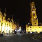 Bruges-Belfort by DES PALMER
