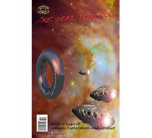 The Next Frontier (Comic Book Cover) Photographic Print