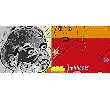 whoop whoop whoop-de-doo n lah-di-dah 2 Photographic Print