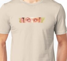 Jensen Portrait 2 Eyes Unisex T-Shirt