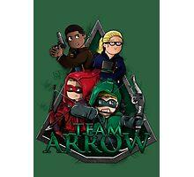 Team Arrow Photographic Print
