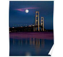 Moon over Bridge_ Poster
