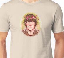 Flower Crown Sam Unisex T-Shirt