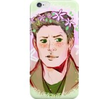 Dean Flower Crown iPhone Case/Skin