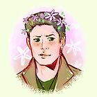 Dean Flower Crown by ZartbitterSalat