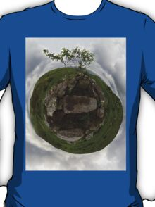 Tomb: Croaghbeg Court Tomb, Shalwy Valley, Donegal T-Shirt