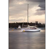 Matilda Bay Boat by Kirk  Hille