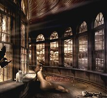 Hallowed Hall by Cliff Vestergaard